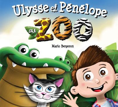 Ulysse et Pénéloppe au Zoo