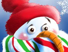 Bruno le bonhomme de neige