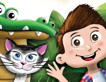 Le livre pour enfants Ulysse et Pénélope au Zoo
